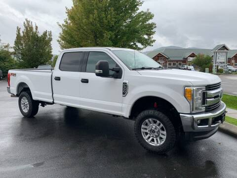 2017 Ford F-350 Super Duty for sale at Harper Motorsports-Powersports in Post Falls ID