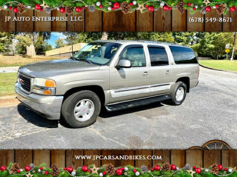 2002 GMC Yukon XL for sale at JP Auto Enterprise LLC in Duluth GA