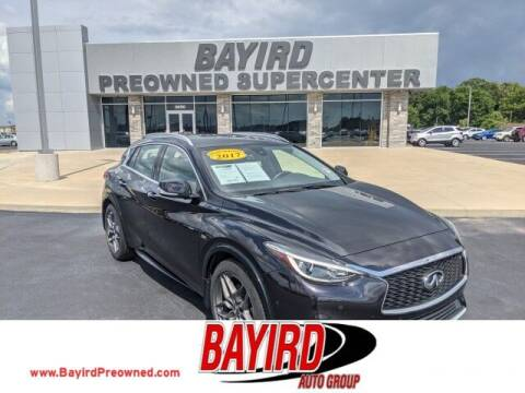 2017 Infiniti QX30 for sale at Bayird Truck Center in Paragould AR