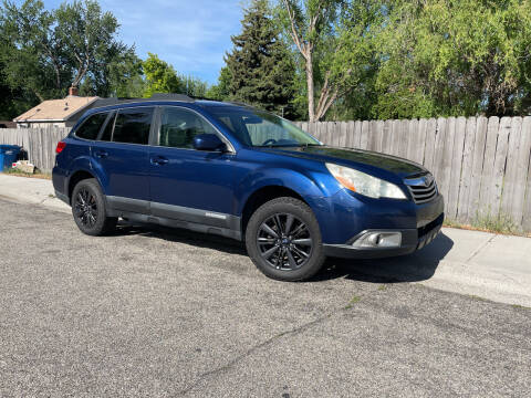 2010 Subaru Outback for sale at Ace Auto Sales in Boise ID