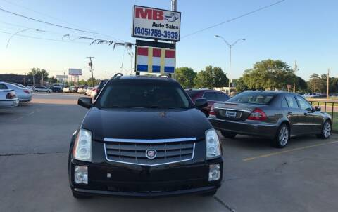 2004 Cadillac SRX for sale at MB Auto Sales in Oklahoma City OK