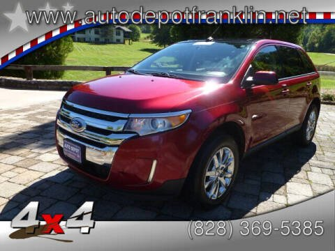 2014 Ford Edge for sale at Auto Depot in Franklin NC
