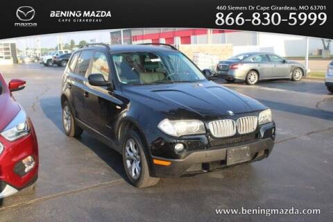 2010 BMW X3 for sale at Bening Mazda in Cape Girardeau MO