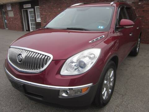 2011 Buick Enclave for sale at Tewksbury Used Cars in Tewksbury MA