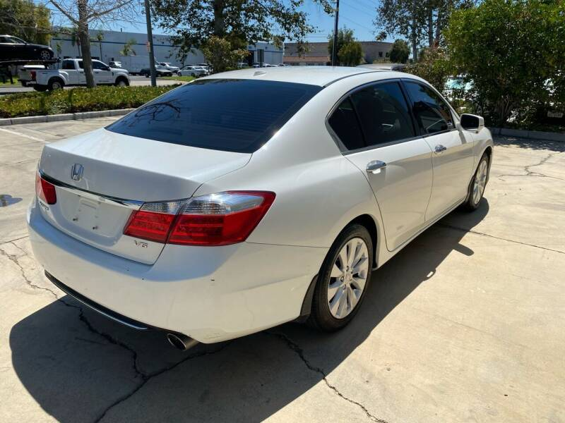 2013 Honda Accord for sale at 7 Auto Group in Anaheim CA
