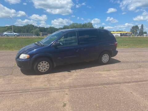 2005 Chrysler Town and Country for sale at BLAESER AUTO LLC in Chippewa Falls WI