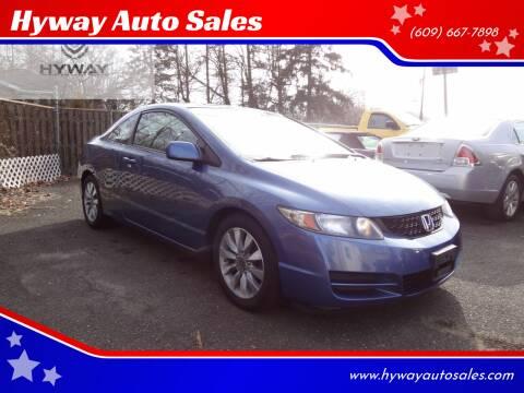 2010 Honda Civic for sale at Hyway Auto Sales in Lumberton NJ