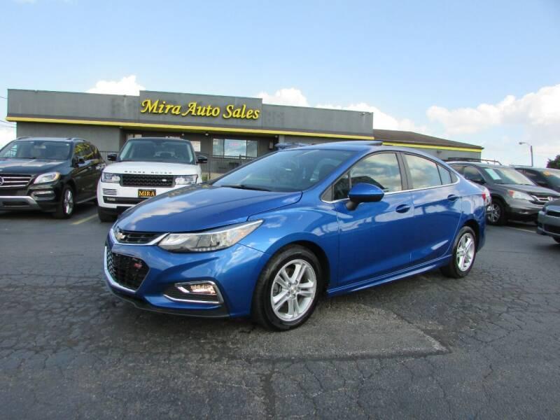 2016 Chevrolet Cruze for sale at MIRA AUTO SALES in Cincinnati OH