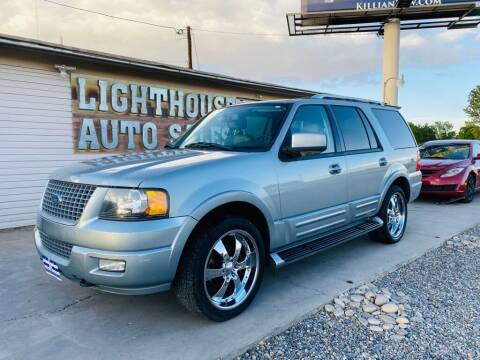 2006 Ford Expedition for sale at Lighthouse Auto Sales LLC in Grand Junction CO