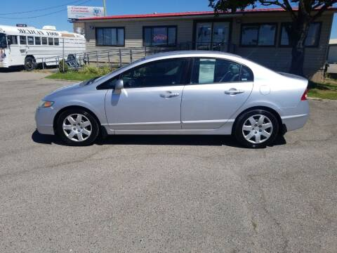 2009 Honda Civic for sale at Revolution Auto Group in Idaho Falls ID