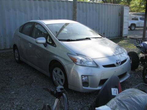 2010 Toyota Prius for sale at Johnson Used Cars Inc. in Dublin GA