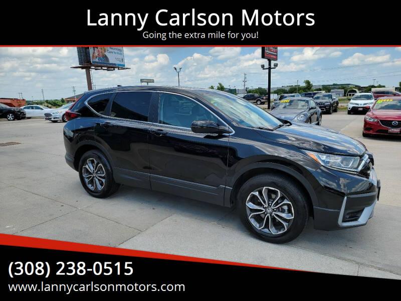 2020 Honda CR-V for sale at Lanny Carlson Motors in Kearney NE