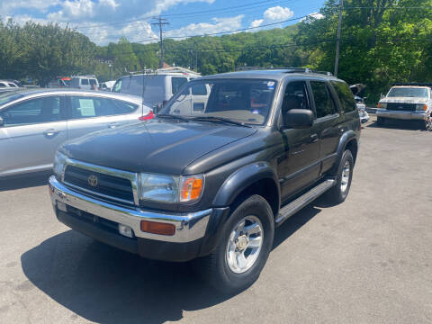 1998 Toyota 4Runner for sale at Vuolo Auto Sales in North Haven CT