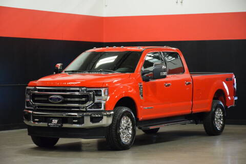 2021 Ford F-350 Super Duty for sale at Style Motors LLC in Hillsboro OR