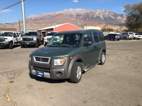 2003 Honda Element for sale at Orem Auto Outlet in Orem UT