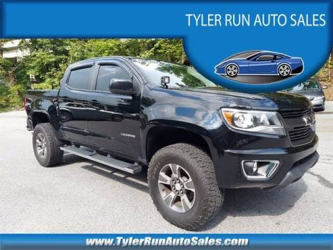 2017 Chevrolet Colorado for sale at Tyler Run Auto Sales in York PA