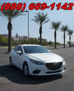 2016 Mazda MAZDA3 for sale at AZMotomania.com in Mesa AZ
