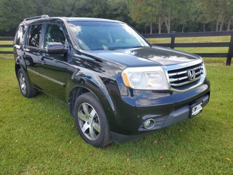 2012 Honda Pilot for sale at Bratton Automotive Inc in Phenix City AL