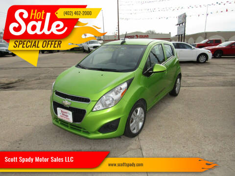 2015 Chevrolet Spark for sale at Scott Spady Motor Sales LLC in Hastings NE