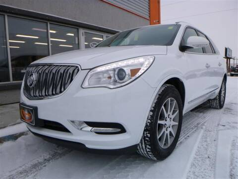 2017 Buick Enclave for sale at Torgerson Auto Center in Bismarck ND