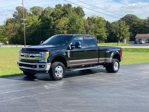 2017 Ford F-350 Super Duty for sale at Jackson Automotive LLC in Glasgow KY