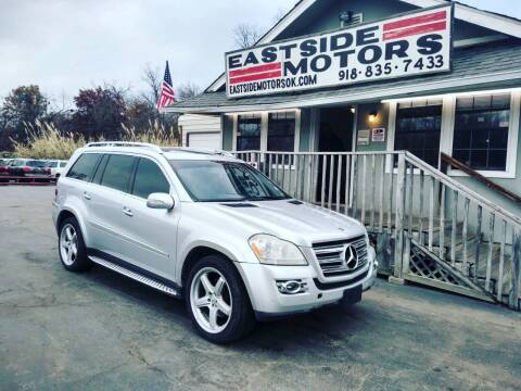 2008 Mercedes-Benz GL-Class for sale at EASTSIDE MOTORS in Tulsa OK