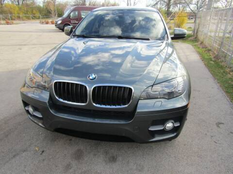 2012 BMW X6 for sale at DCS Auto Sales in Milwaukee WI