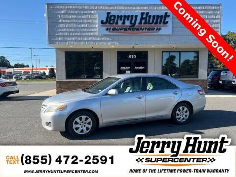 2011 Toyota Camry for sale at Jerry Hunt Supercenter in Lexington NC