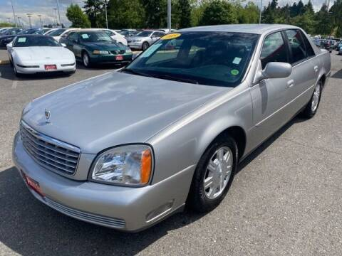 2005 Cadillac DeVille for sale at Autos Only Burien in Burien WA