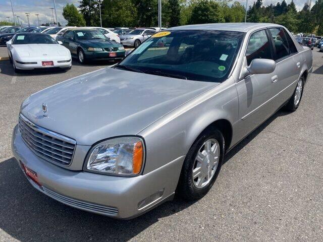 2005 Cadillac DeVille for sale in Burien, WA