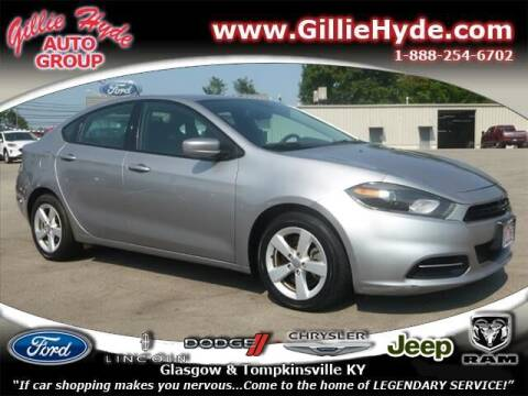 2016 Dodge Dart for sale at Gillie Hyde Auto Group in Glasgow KY