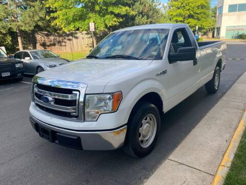 2014 Ford F-150 for sale at Super Bee Auto in Chantilly VA