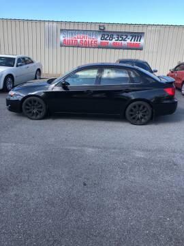 2008 Subaru Impreza for sale at Stikeleather Auto Sales in Taylorsville NC