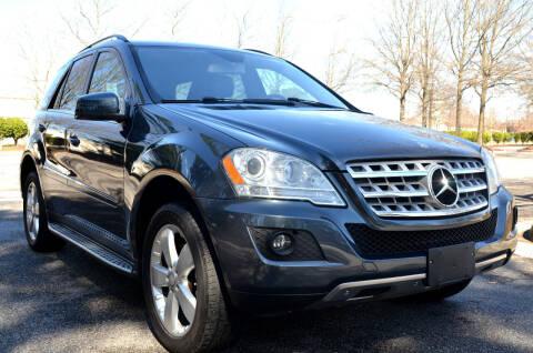 2011 Mercedes-Benz M-Class for sale at Prime Auto Sales LLC in Virginia Beach VA