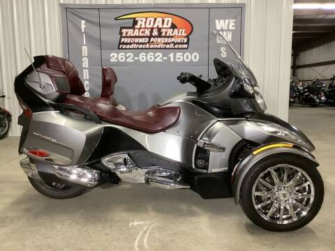 2014 Can-Am Spyder® RT Limited SE6 for sale at Road Track and Trail in Big Bend WI