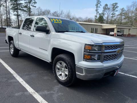 2014 Chevrolet Silverado 1500 for sale at B & M Car Co in Conroe TX