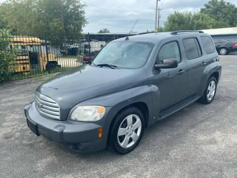2009 Chevrolet HHR for sale at Silver Auto Partners in San Antonio TX