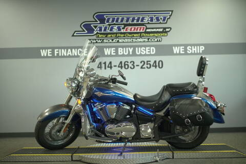 2019 Kawasaki Vulcan 900 Classic LT for sale at Southeast Sales Powersports in Milwaukee WI
