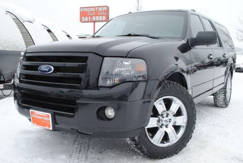 2012 Ford Expedition EL for sale at Frontier Auto & RV Sales in Anchorage AK