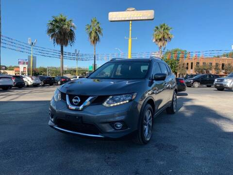 2015 Nissan Rogue for sale at A MOTORS SALES AND FINANCE in San Antonio TX