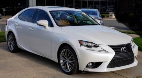 2015 Lexus IS 250 for sale at Road Runner Autoplex in Russellville AR