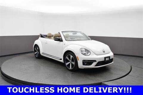2014 Volkswagen Beetle Convertible for sale at M & I Imports in Highland Park IL
