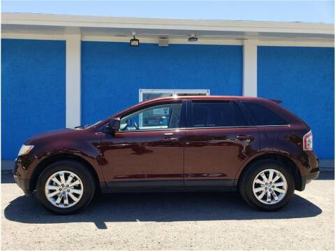 2010 Ford Edge for sale at Khodas Cars in Gilroy CA