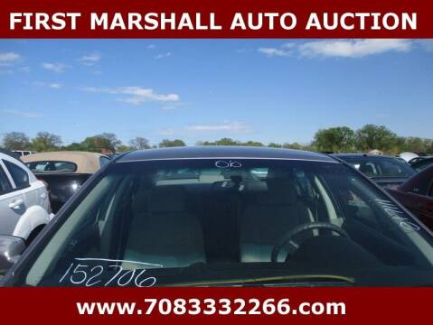 2006 Ford Fusion for sale at First Marshall Auto Auction in Harvey IL