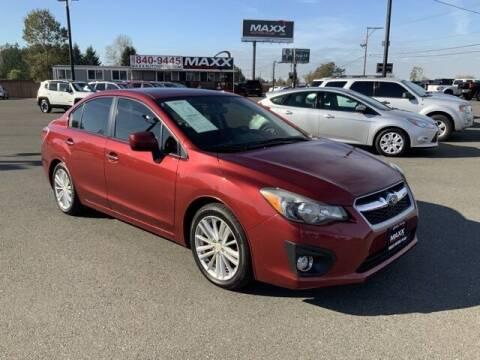 2014 Subaru Impreza for sale at Ralph Sells Cars at Maxx Autos Plus Tacoma in Tacoma WA
