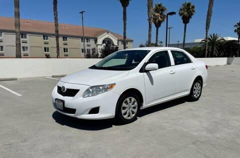 2010 Toyota Corolla for sale at OPTED MOTORS in Santa Clara CA