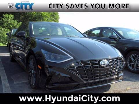 2020 Hyundai Sonata for sale at City Auto Park in Burlington NJ