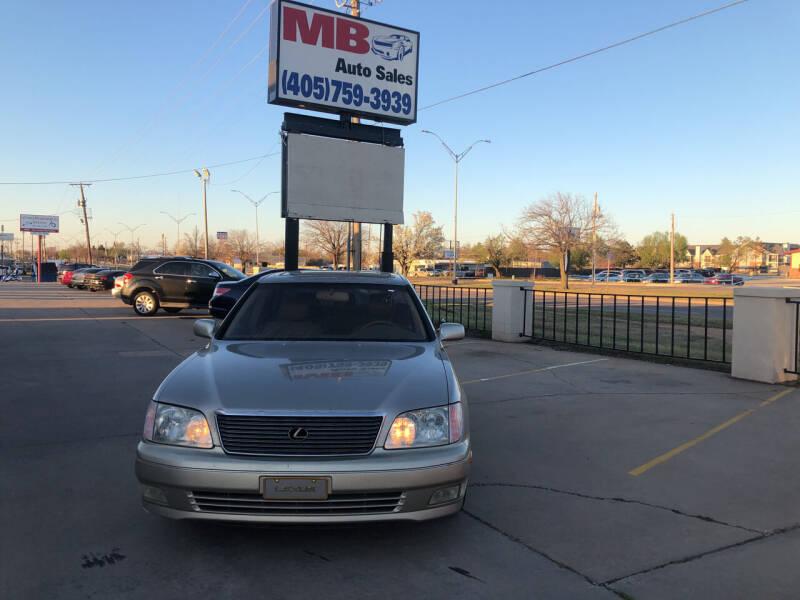 2000 Lexus LS 400 for sale in Oklahoma City, OK