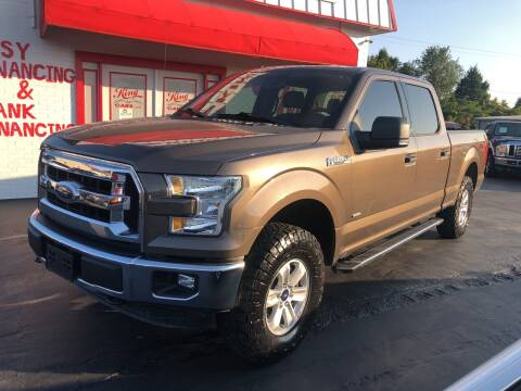 2016 Ford F-150 for sale at King of Cars LLC in Bowling Green KY