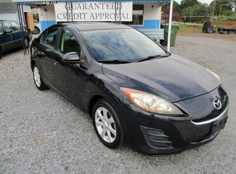2010 Mazda MAZDA3 for sale at Family Auto Sales of Mt. Holly LLC in Mount Holly NC